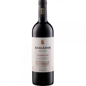 Azagador DO Crianza 2014 0,75L