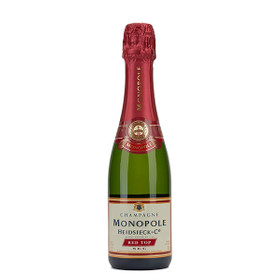 Monopole Heidsieck & Co. Champagner Red Top 0,375L