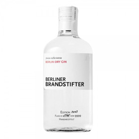 Berliner Brandstifter Berlin Dry Gin 0,7L 43,3% vol