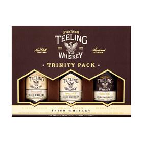 Teeling Irish Whisky Trinity Pack 3x0,05L 46% vol