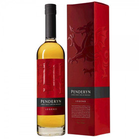 Penderyn Legend 0,70L 41% vol
