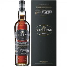 Glengoyne 21 Jahre 0,7L 43% vol