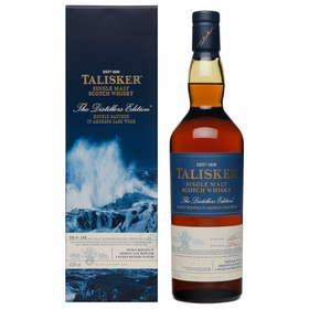 Talisker Distillers Edition 2006/2016 Double Matured in Amoroso Cask Wood 0,7L 45,8% vol