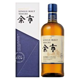 Nikka Yoichi Single Malt 0,7L 45% vol