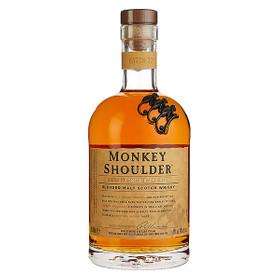 Monkey Shoulder Blended Malt Scotch Whisky 0,7L 40% vol