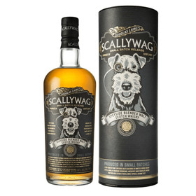Scallywag Speyside Blended Malt Scotch Whisky 0,7L 46% vol