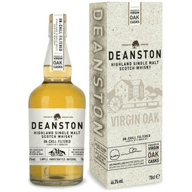 Deanston Virgin Oak 0,7L 46,3% vol