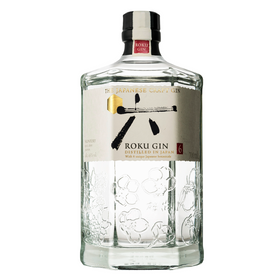 Roku Japanese Craft Gin 0,7L 43% vol