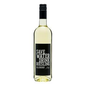 Weingut Fritz Allendorf Save Water Drink Riesling QbA fruchtig 0,75L