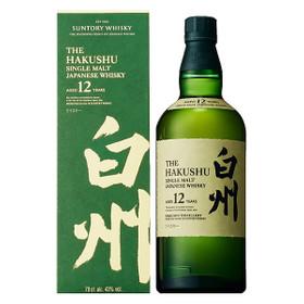 Suntory Hakushu 12 Jahre 0,7L 43% vol