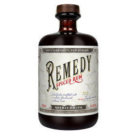 Remedy Spiced Rum 0,7L 41,5% vol