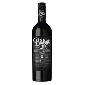 Bistrot Chic Merlot Cabernet Sauvignon Syrah Vin de France trocken 0,75L