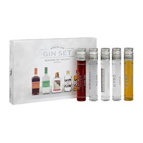 Sierra Madre Gin Tasting Set Premium 5x0,05L 26-46,3% vol