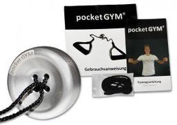 pocketGYM® das Mini-Fitnessgerät für Schulter, Rücken, Tiefenmuskulatur – Bild 2