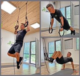 Schlingentrainer Inkl Eaglefit Sling-Trainer Allround Elastic Fitness Zu Hause