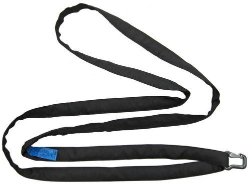 eaglefit® Sling Trainer Befestigung - 4m Baumschlinge mit Karabiner – Bild 1