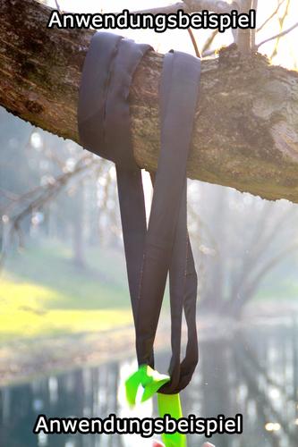 eaglefit® Sling Trainer Befestigung - 4m Baumschlinge  – Bild 3