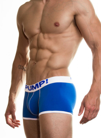 Pump! Underwear Neon Fuel Royal Boxer – Bild 2
