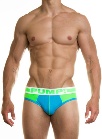 Raver Brief- PUMP! Underwear – Bild 1