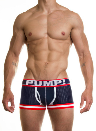 PUMP! Underwear  Big League Boxershorts