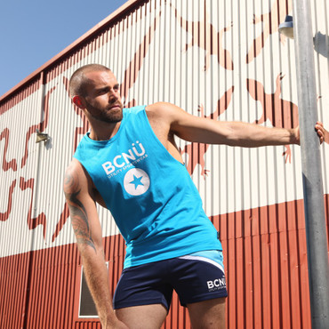 BCNÜ Star Tank Top – Bild 4