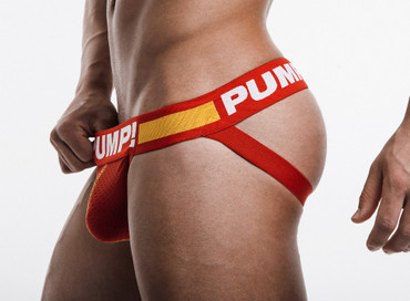PUMP! Underwear Flash Jock – Bild 3