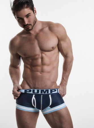 PUMP! Underwear Touchdown Blue Steel