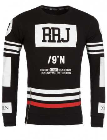 Rerock 11196 Herren Sweatshirt T-Shirt – Bild 1