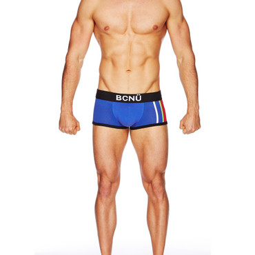 BCNÜ Varsity Punch Hole Boxer Brief  – Bild 2