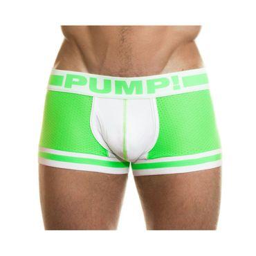 Pump! Microshock 11037 Grün Underwear Gay – Bild 1