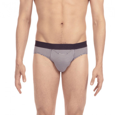 HOM 359852 Simon Mini Briefs navy