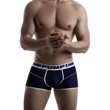Pump! Free-Fit Boxer navy  – Bild 2