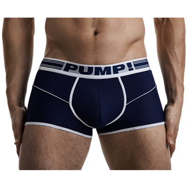 Pump! Free-Fit Boxer navy