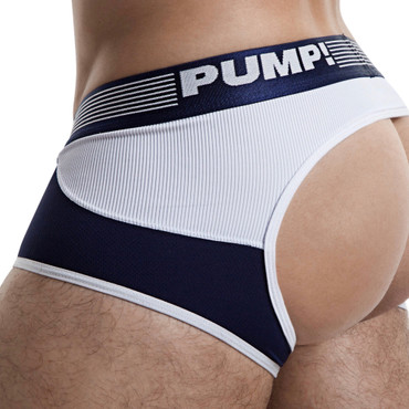 PUMP! Access Trunk navy  – Bild 2