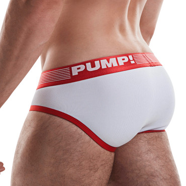 Pump! Ribbed Brief rot  – Bild 3