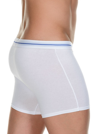 Bruno Banani Basic Power Cotton Short 3Pack weiß – Bild 3