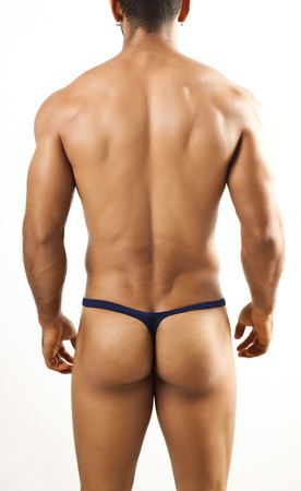 Joe Snyder JS-02 Bulge Tanga navy  – Bild 2