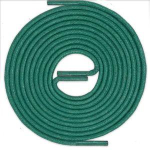 GRÜN Durchmesser 2 mm Gewachste Schnürsenkel – Bild 1