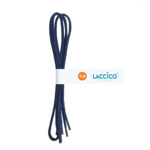 LACCICO® Royalblue Round Waxed Shoelaces Diameter Ø 4.0 mm 'Cerato' – image 4