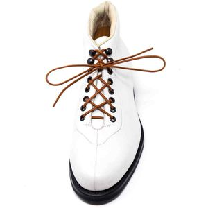 COGNAC Robust Round Waxed Shoelaces - Diameter 2.5 MM – image 5