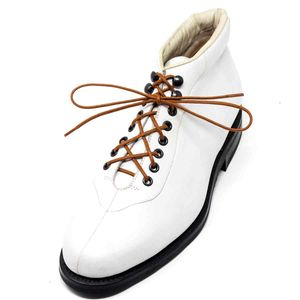 COGNAC Robust Round Waxed Shoelaces - Diameter 2.5 MM – image 2