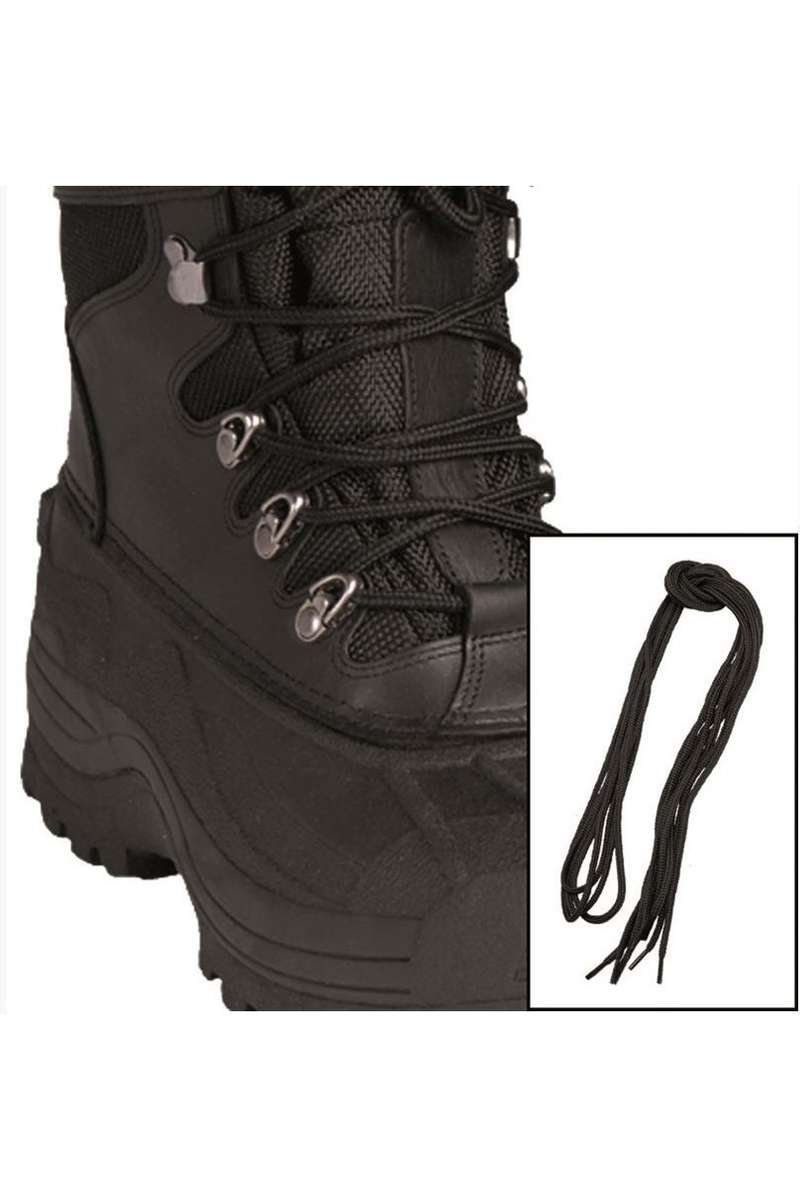 Shoelaces for 3-hole shoes / low shoes