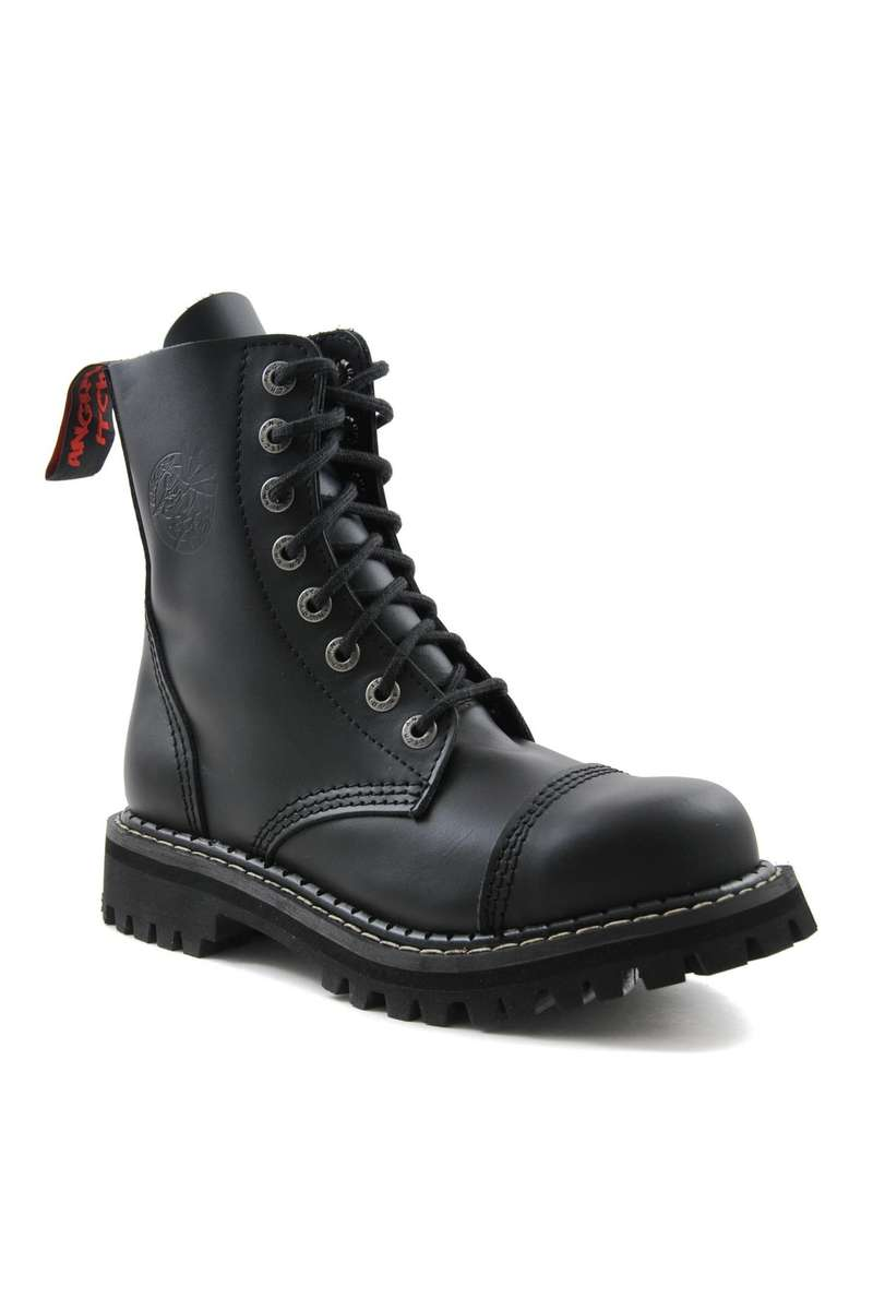 Angry Itch - 8-Hole Ranger Boots