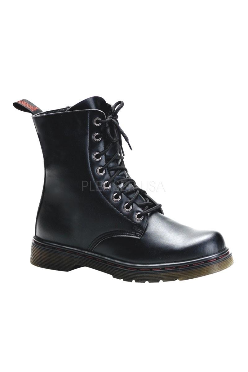 DEMONIA Lace-up boots vegan DISORDER-100