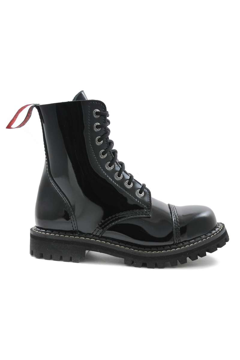 Angry Itch - 8-Hole Ranger Boots Vinyl