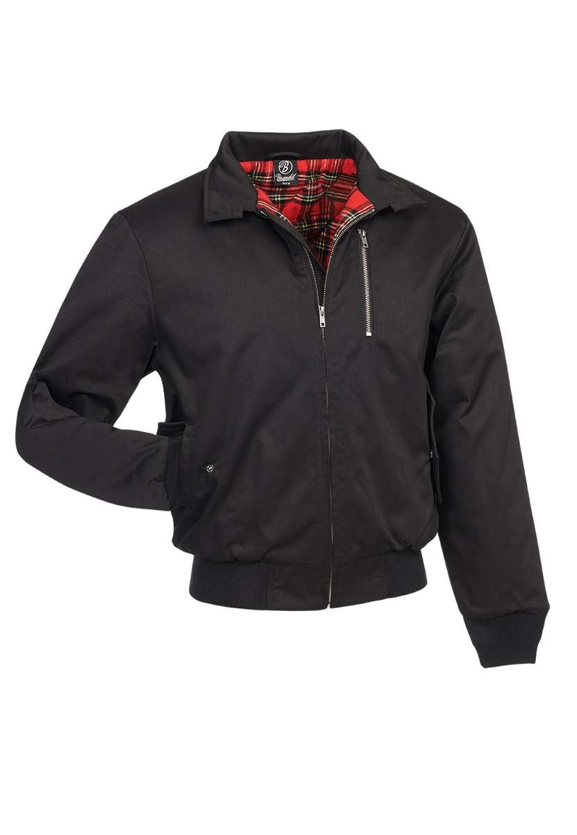 Brandit - Lord Canterbury Lined Bomber Jacket