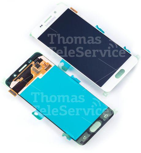 Samsung Galaxy A3 A310f LCD Display Touchsreen Digitizer Bildschirm weiss white GH97-18249A