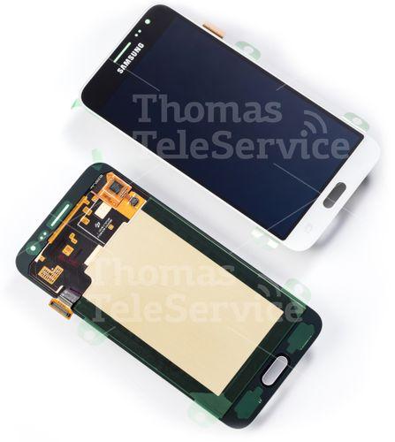 [A353]Galaxy J3 J320f LCD Display Touchsreen Digitizer Bildschirm weiss white GH97-18414A