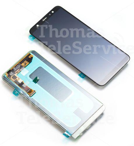 [A451] -  Galaxy A6 Plus 2018 SM-A605F - SCHWARZ GH97-21878A