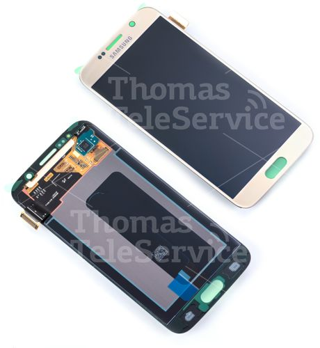 [A311] [A230] - G920f Galaxy S6 Display - GOLD - GH97-17260C